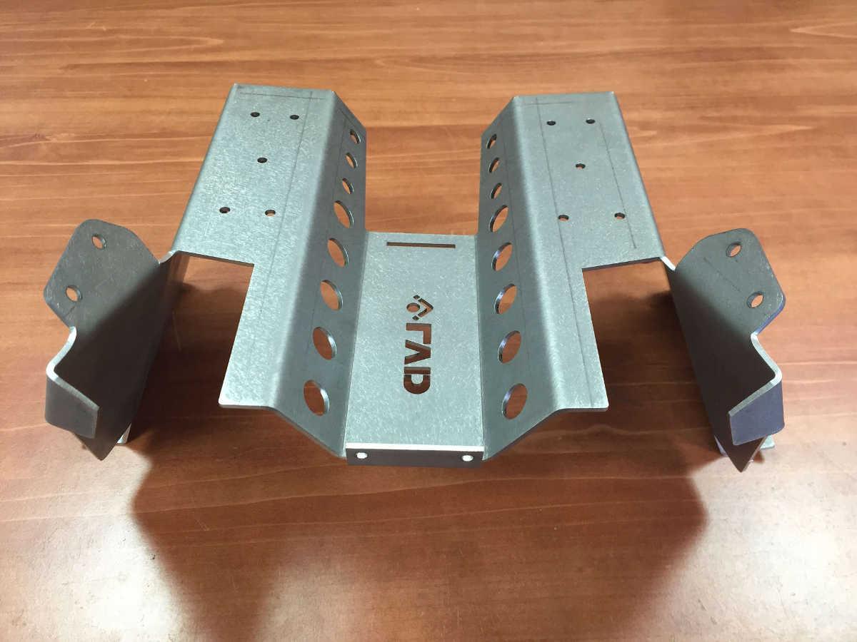 TCS tôlerie industrielle pliage acier inox aluminium