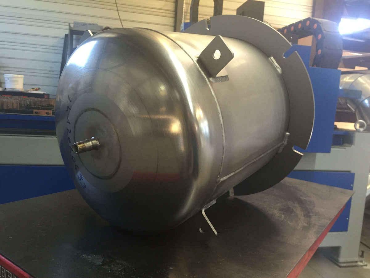 TCS soudure acier inox aluminium Dôme